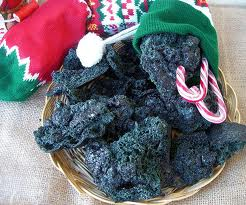 Coal sweeties from the Befana