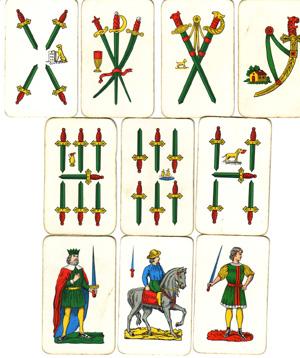 Sicilian swords