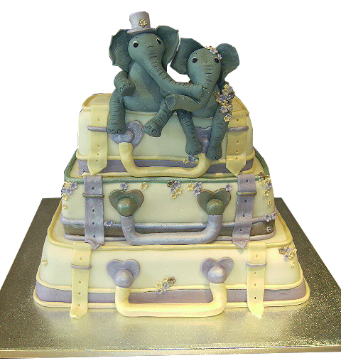 ElephantWeddingCake