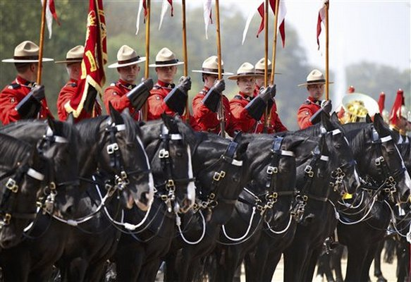canadian mounties 2