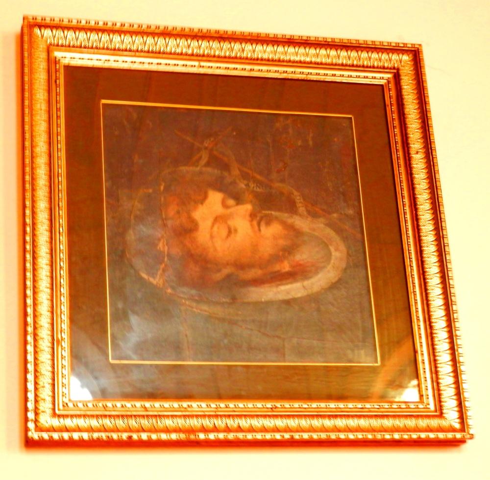 St. John the Baptist's head.