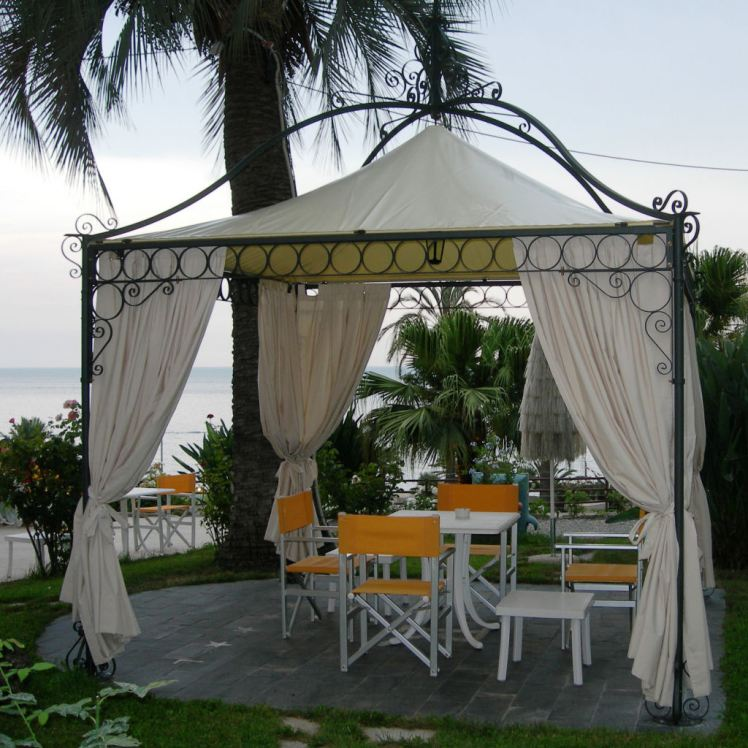A gazebo: click on the photo to buy it online