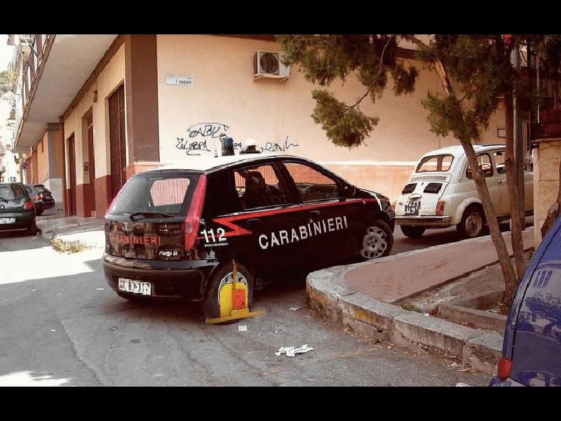 auto-carabinieri-napoli
