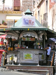 Kiosk Taormina