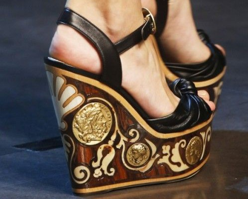 D&G shoes