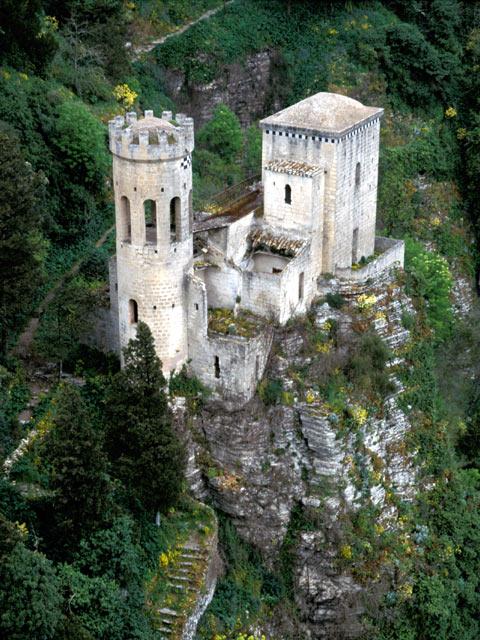 Venus-castle-Erice-Sicily