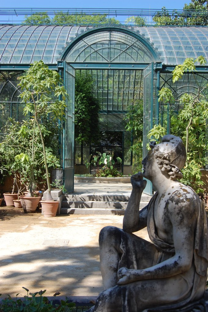 Botanical Garden Palermo - Dangerously Truthful Sicilian Housewife