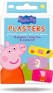 peppa pig plasters
