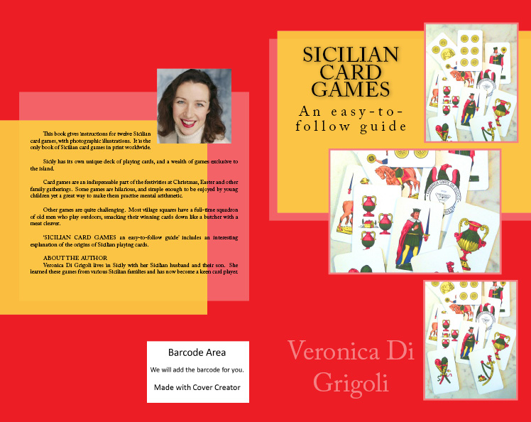 BookCover Sicilian card games
