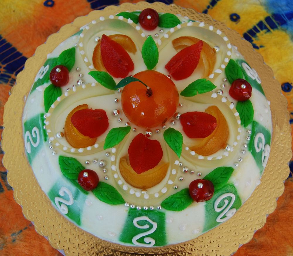 "Sicilians cassata or ""cheesecake"""