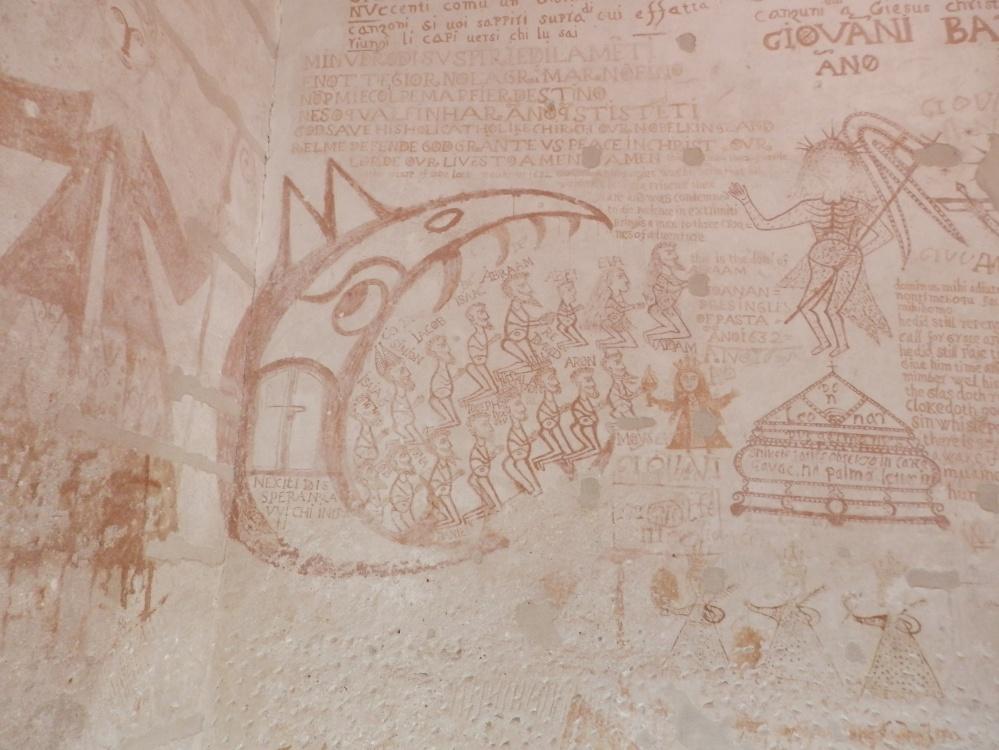 Jewish Hell, Palazzi Steri, Palermo