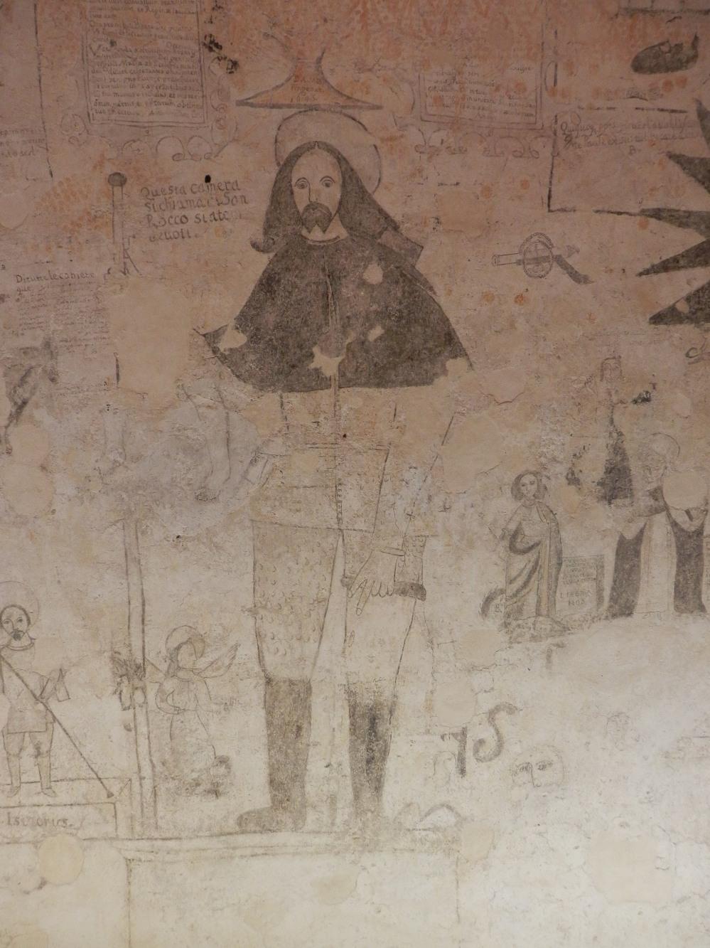 The Grand Inquisitor of Palermo, Palazzo Steri, Sicily
